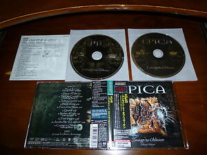 cd epica consign to oblivion