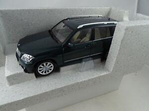 01:18 Dealermodell De Mercedes Benz Vert Périclase # b66960317 Rare