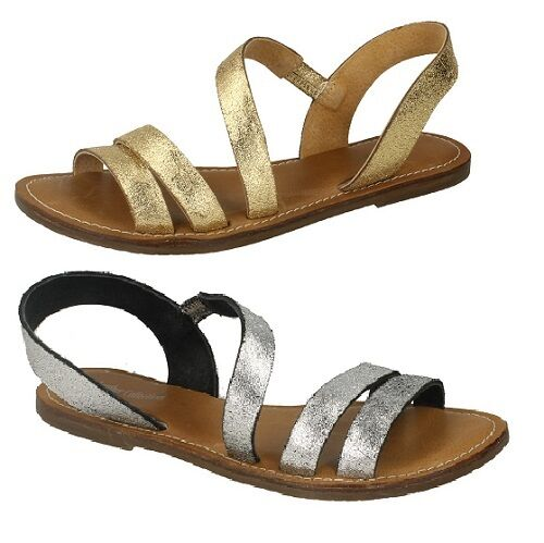 SALE Leather Collection Leather F0936 Gold or Silver Leather Collection Summer Gladiator Sandals 09c5a5