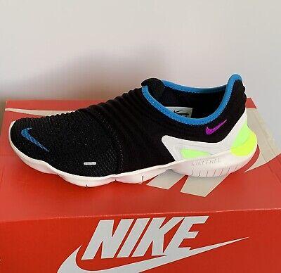 Nike Free Run Flyknit 3 0 Trainers Mens Shoes Uk 8 Eur 42 5 Us 9 883212030276 Ebay