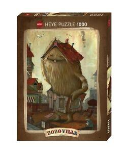 ZOZOVILLE - NEIGHBOURHOOD - Heye Puzzle 29812 - 1000 Teile Pcs.