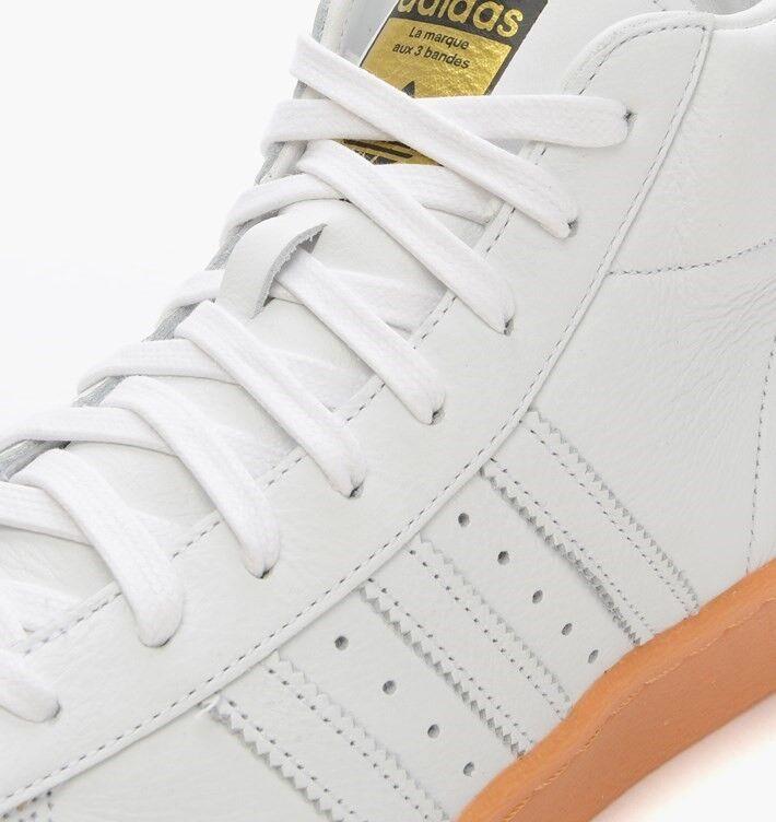 ADIDAS Originals Pro modello Superstar Superstar Superstar Toe da Uomo MID HIGH TOP Scarpe da ginnastica bianca | Sito Ufficiale  | Gentiluomo/Signora Scarpa  ab3999