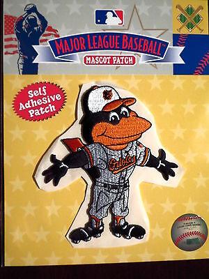 Mlb Baltimore Orioles Vogel Maskottchen Abzeichen Weitere Ballsportarten Baseball & Softball Sticky Rückseite 2013 Ausreichende Versorgung