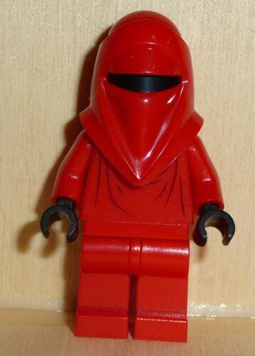 Nr.3740 Lego sw040b  Star Wars Royal Guard mit schwarzem Kopf   ohne Umhang