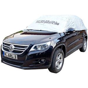 PEARL-Premium-Auto-Halbgarage-fuer-Obere-Mittelklasse-Kombi-410-x-138-x-45-cm