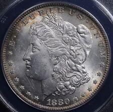 1880-O $1 Morgan Silver Dollar