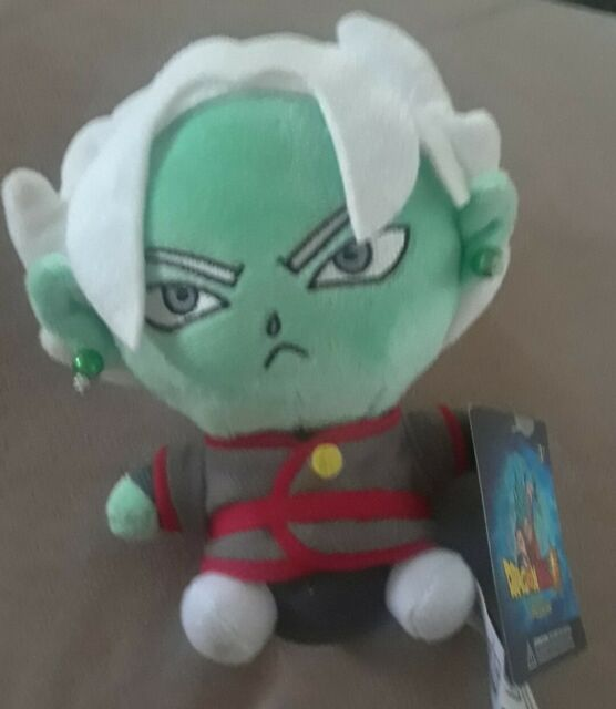 DRAGON BALL SUPER BLACK Son-Goku ZAMASU Kaioshin verdammter 17cm PLUSH toy