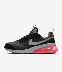 Details about Nike Air Max 270 Futura AO1569 007 Black Cool Grey Pink Men's Lifestyle Shoes