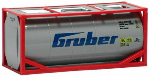 Awm SZ 20 ft Tank-contenedor Gruber