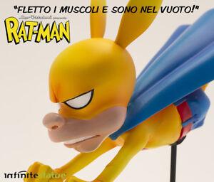 Statue Infinie Rat Man Collection 6 Flex I Muscles ... Vide Nouveau