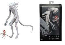 "NECA ALIEN COVENANT - ALIEN NEOMORPH (Adult) 9"" ACTION FIGURE w/Baby Neomorph"