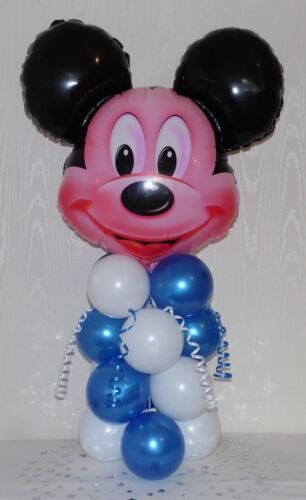 DISNEY HAPPY BIRTHDAY BOY MICKEY MOUSE BALLOON DISPLAY -TABLE CENTREPIECE