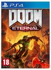DOOM Eternal -- Standard Edition (Sony PlayStation 4, 2020)