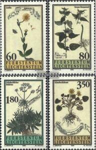 Liechtenstein 1116-1119 Used 1995 Medicinal Pl complete Issue