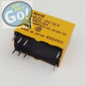 1PCS NEW NAIS HB2E-DC24V Encapsulation:DIP RELAY