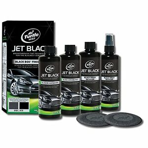 turtle wax t3kt black box car wax kit detailing auto. Black Bedroom Furniture Sets. Home Design Ideas