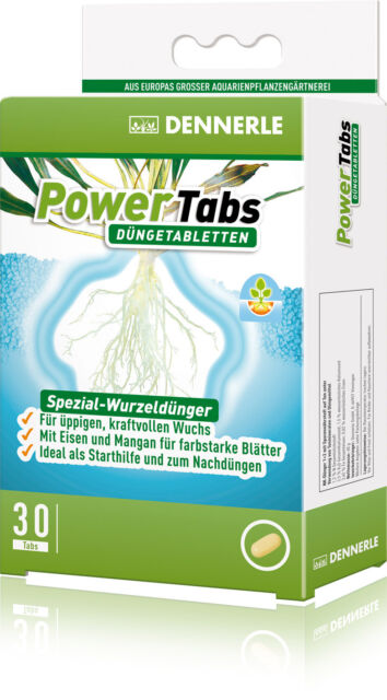Dennerle PowerTabs 30 Tabletten  DE30527