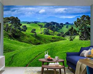 Image is loading landscape hobbiton nz full wall mural photo wallpaper