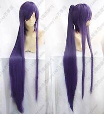 Vocaloid Miku Gakupo Purple Cos Wig Clip On Ponytails 1093