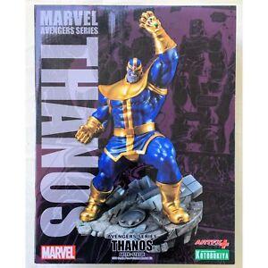 THANOS-Marvel-Comics-Universe-Avengers-Series-ArtFX-Statue-Brand-New-NIB