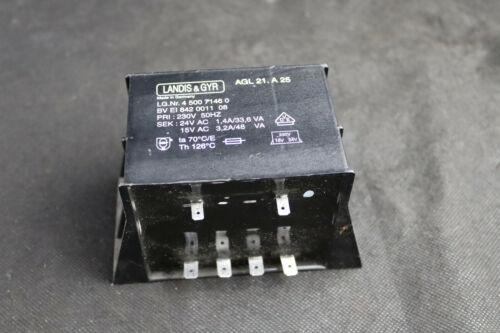 7 500 7146 0 Elco Klöckner Ultron Trafo Landis /& GYR AGL 21 A 25 LG.NR