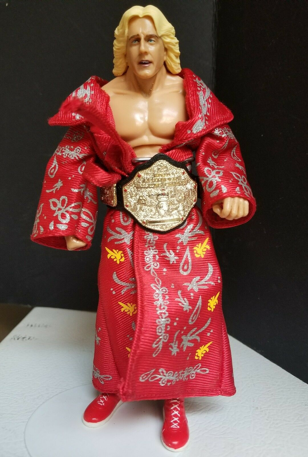 WWE Deluxe classic superstars Ric Flair  loose
