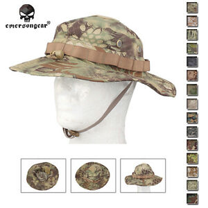 c2123b57b1f EMERSON Boonie Hat Sun Hat Fishing Hat Airsoft Hat For Men Military ...