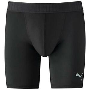 Puma Base Layer Shorts Mens Performance Active Sports Long Running Boxer For Men Activewear Bottoms