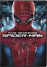 The Amazing Spider-Man (+ UltraViolet DC) [DVD] NEW!