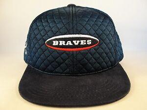 Kids Youth Size MLB Atlanta Braves Vintage SAMPLE Snapback Hat Cap ... 6e5698e8e6b7