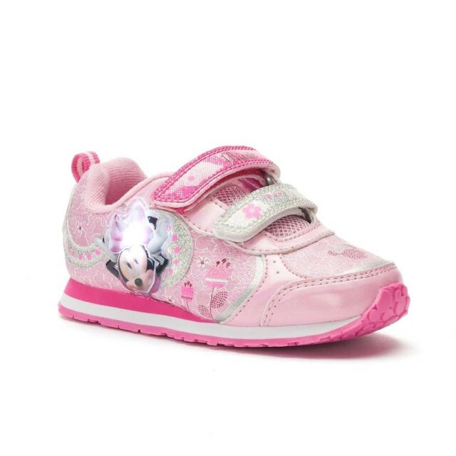 Minnie Mouse Disney Light-up SNEAKERS