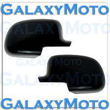 99-06 Chevy Silverado+02-06 Avalanche Factory Gloss Black Mirror Cover 1 Pair
