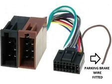 Jvc Kd-Avx1,Avx11,Avx111,Avx33,44,77 Wiring Harness Loom 16 Pin Iso Wire Lead