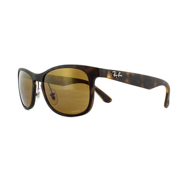 ad68ed44e16 Ray-Ban Sunglasses RB4263 894 A3 Matte Havana Bronze Polarized Miror  Chromance