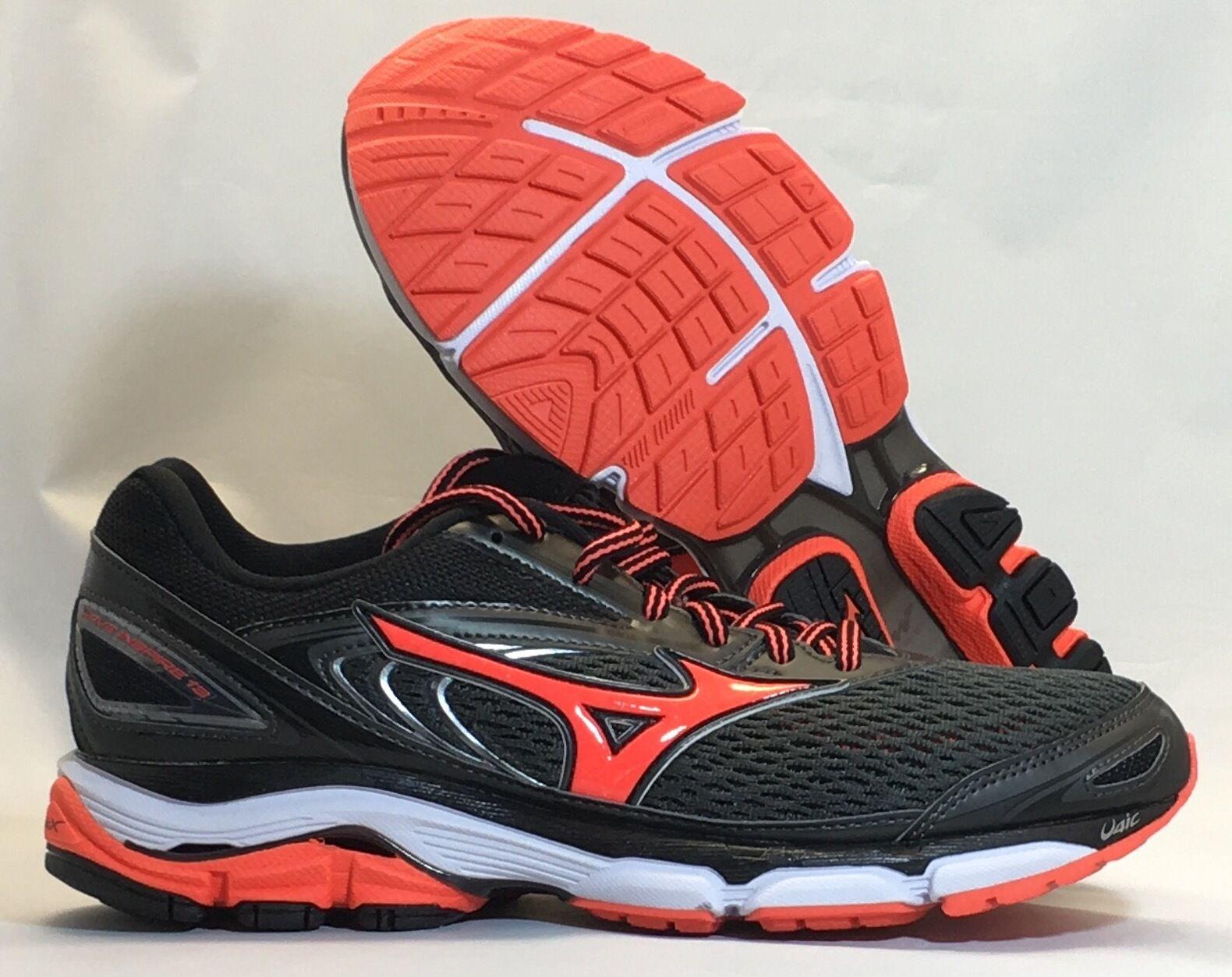 Mizuno Wave Inspire 13 Womens Neutral Running Shoe (B) (55)