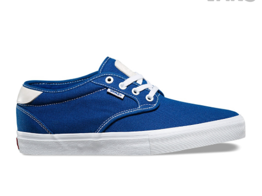 VANS CHIMA ESTATE PRO TRUE BLUE/ WHITE VN0A38CEAMQ MENS 11