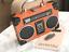 Radio-Retro-Di-Stile-Borsa-a-Tracolla-Donna-Catena-Borsa-delle-Donne-Crossbody miniatura 10