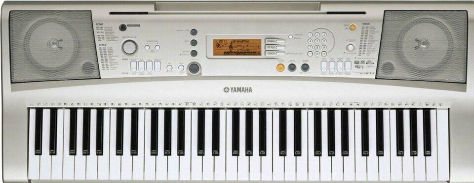 Keyboard, Yamaha PSR-E303 Yahama Electronics