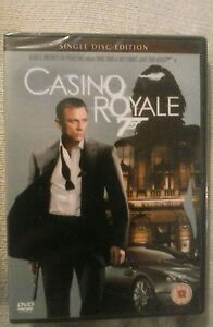 Casino Royale DVD Brand new still sealed Daniel Craig - harwich, Essex, United Kingdom - Casino Royale DVD Brand new still sealed Daniel Craig - harwich, Essex, United Kingdom