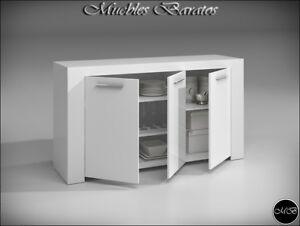 Muebles para cocina buffet aparador de cocina auxiliar mueble vajilla ref 04 ebay - Muebles para vajilla ...