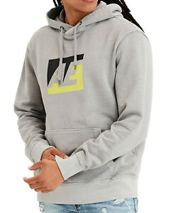 NWT*MENS NORTHFACE PERFORMANCE HOODIE HEATHER GRAY MENS SMALL