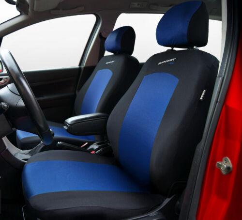 Toyota Avensis Universal Blau Sitzbezüge Sitzbezug Auto Schonbezüge Schonbezug