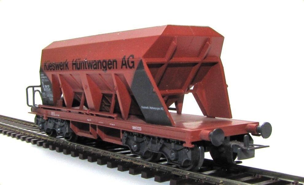 Liliput 246 246 246 50 SBB stesso SCARICO CARRO GHIAIA fabbrica Hüntwangen Talbot Ep IV h0-SCATOLA ORIGINALE daefb9