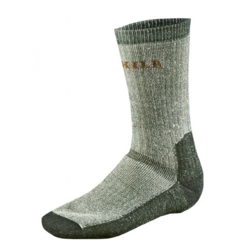 43-45 Gris//Vert Harkila Expedition Walking Chaussettes Taille L