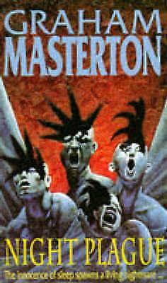 Night Plague, Graham Masterton, Very Good Book