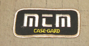 "Vintage MTM Case-Gard 4"" Wide Arm - Hat - Shirt Patch - Hunting - Ammo - Rifle"