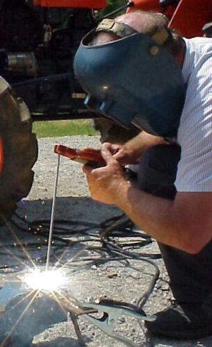 "ZENA 1//8/"" NO-Gas Stainless Steel Arc Welding Rods"