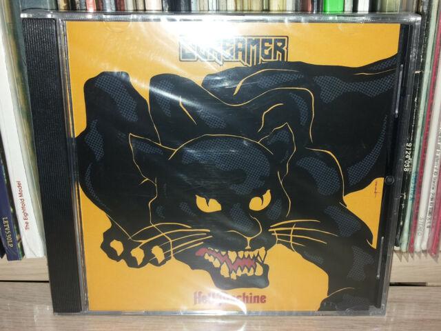CD SCREAMER - HELL MACHINE