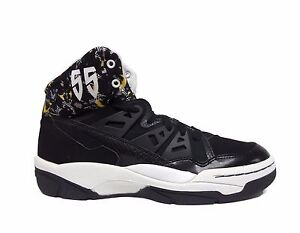 Image is loading Adidas-Men-039-s-Mutombo-Basketball-Shoes-Black- ccf81d54c