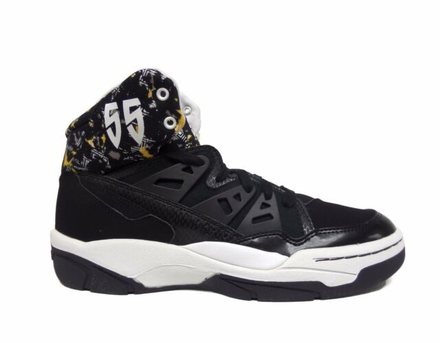 Mutombo Basketball Shoes Black